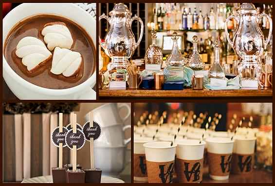 winter-wedding-ideas-hot-chocolate-station